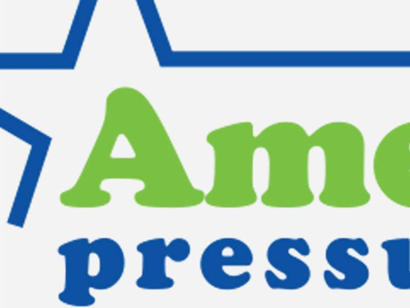 Ameri-wash Pressure Washing Logo