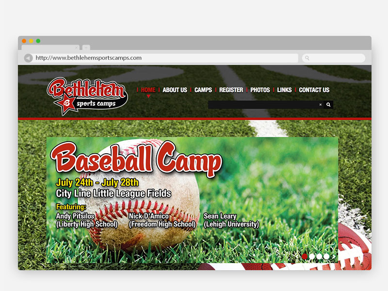 Bethlehem Sports Camps
