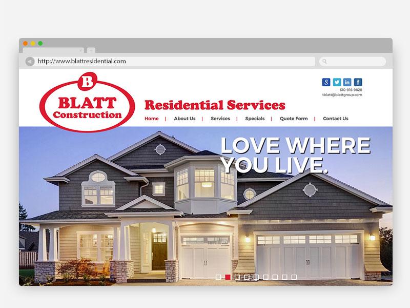 Blatt Residential