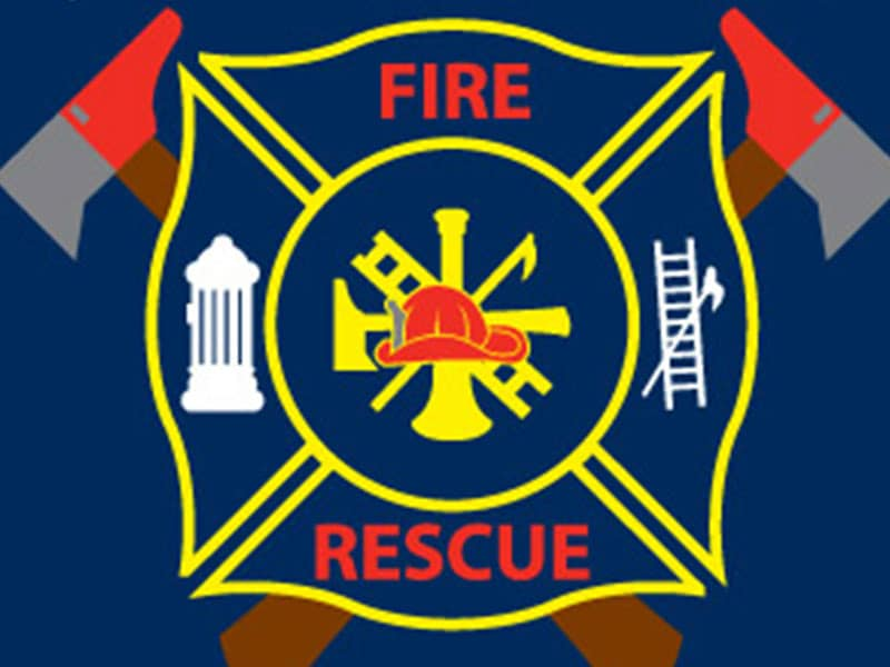 Leesport Fire Company Patch