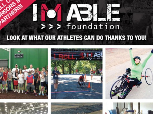 IM Able Foundation Flyer